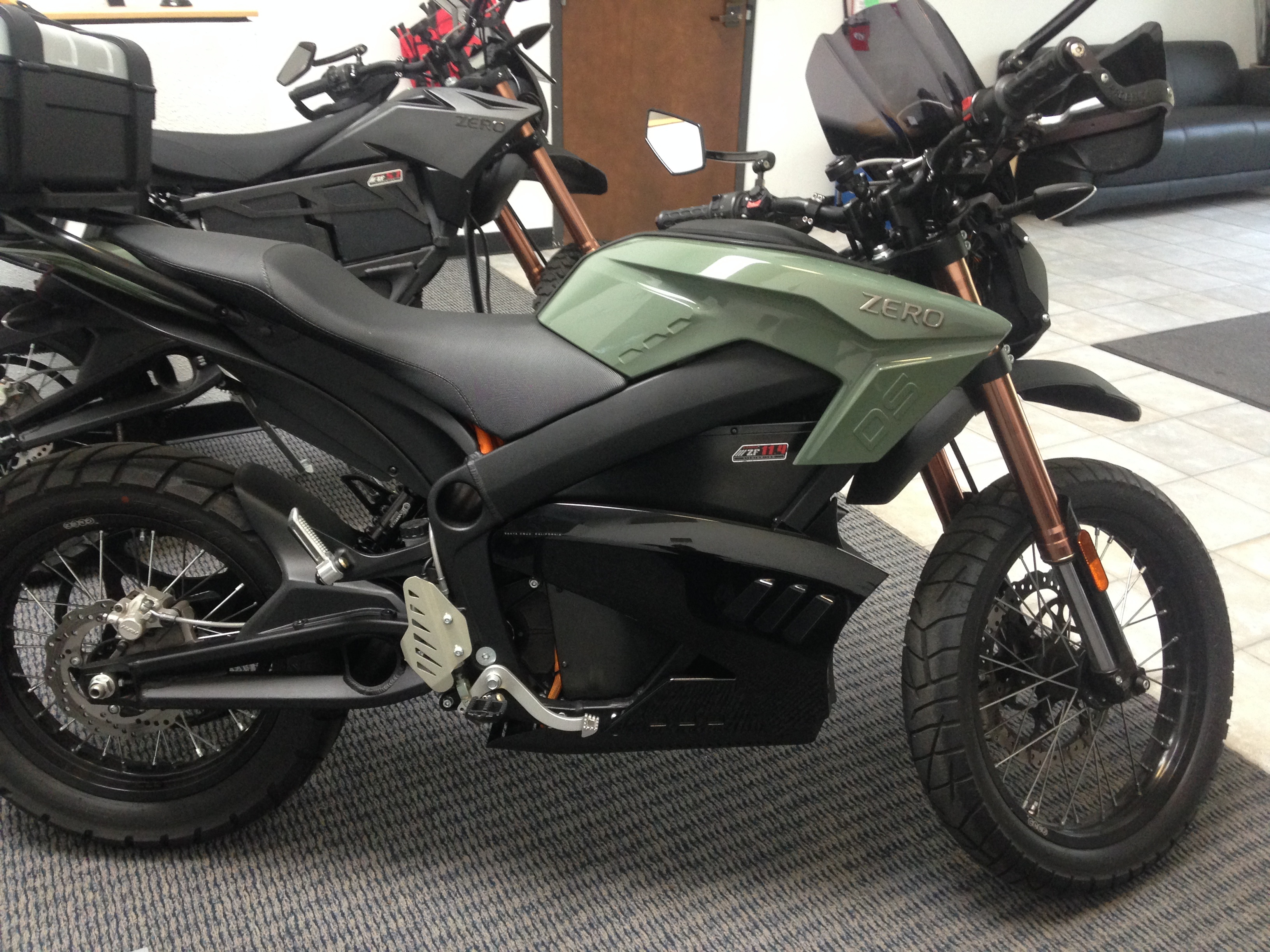 Zero - Electric motorcycle